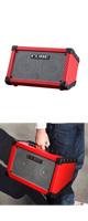 Roland(ローランド) / CUBE STREET (RED)  - 電池駆動対応・ギター/パフォーマンス用アンプ - 2大特典セット