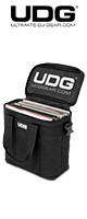 ■ご予約受付■ UDG / Ultimate スターターバッグ (Black) 【U9500】 - DJバッグ / レコード約50枚収納可能 - 【次回2月頃予定】