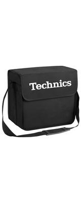 Technics(テクニクス) / DJ Bag (Black) 【約60枚レコード収納】 DJレコードバッグ