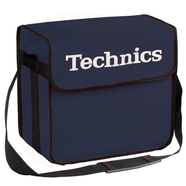 Technics(テクニクス) / DJ Bag (BLUE) 【約60枚レコード収納】 DJバッグ