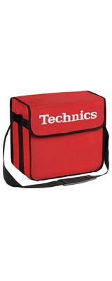 Technics(テクニクス) / DJ Bag (RED) 【約60枚レコード収納】 DJバッグ