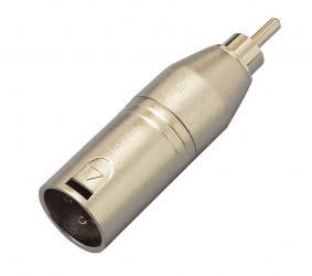 KC / CA313  XLR(M)/RCA(M) -変換コネクター-