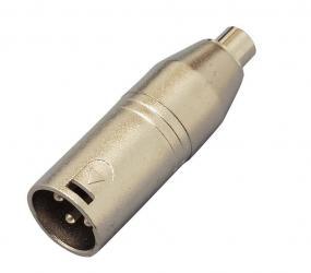 KC / CA315  XLR(M)/RCA(F) -変換コネクター-