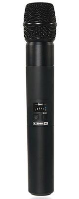 LINE6(ラインシックス) / 6チャンネル・ハンドヘルド型トランスミッター (XD-V35用) V35-HHTX - ワイヤレスマイク -