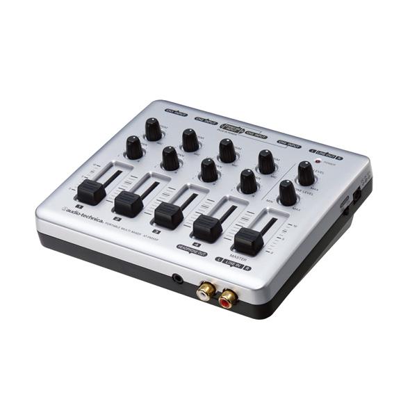 audio-technica(オーディオテクニカ) / AT-PMX5P -ポータブルマルチミキサー-