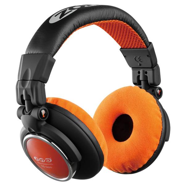 【ポイント10倍】Zomo(ゾモ) / HD-1200 (Orange) - 密閉型 DJヘッドホン - 1大特典セット