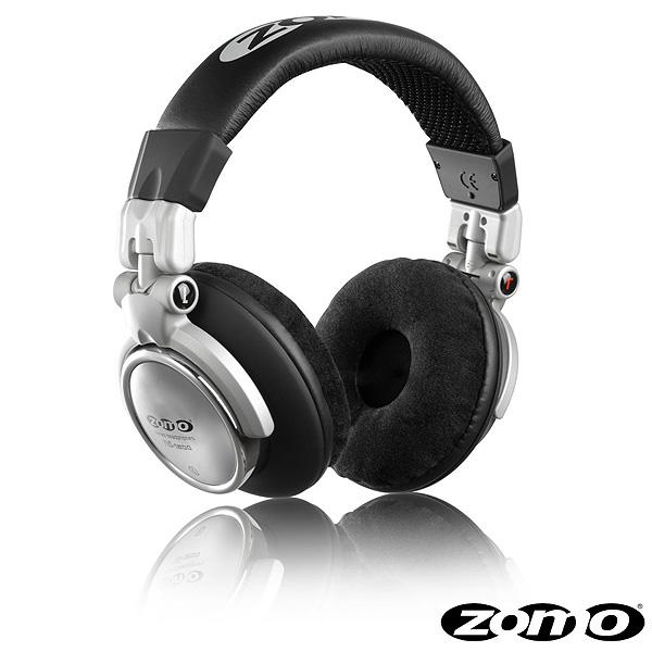 Zomo(ゾモ) / HD-1200 (Black) - 密閉型 DJヘッドホン - 1大特典セット