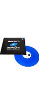 Rane(レーン)  / Serato SCRATCH LIVE Vinyl 限定カラー [ブルー] 1枚【スクラッチライブ / Serato DJ用コントロールレコード】  [HIBINO正規輸入品]