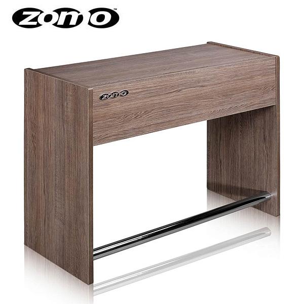 【ポイント10倍】Zomo(ゾモ) / Deck Stand Ibiza 120 (Walnut) - DJテーブル - 《組立式》