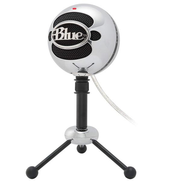 Blue Microphones(ブルーマイクロフォン) / Snowball (Brushed Aluminum) - USBコンデンサーマイク -