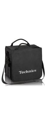 Technics(テクニクス) / BackBag (Black/Silver) 【レコード約60枚収納可】 レコードバッグ