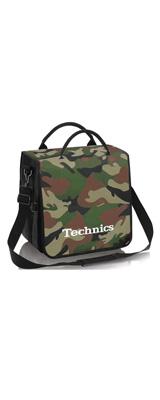 Technics(テクニクス) / BackBag (Camouflage) 【レコード約60枚収納可】 レコードバッグ