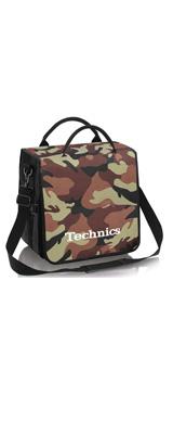 Technics(テクニクス) / BackBag (Camouflage Brown) 【レコード約60枚収納可】 レコードバッグ