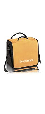 Technics(テクニクス) / BackBag (Yellow/White) 【レコード約60枚収納可】 - レコードバッグ -