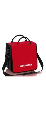 Technics(テクニクス) / BackBag (Red) 【レコード約60枚収納可】 - レコードバッグ -