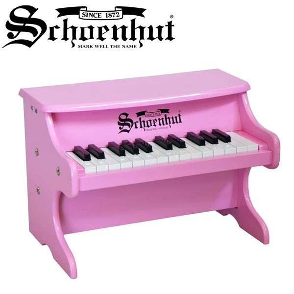 Schoenhut(シェーンハット) / My First Piano II (PINK) 25鍵盤 トイピアノ