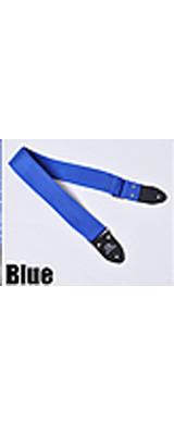 STR GUITARS(エスティアールギター) / PS-1500 (Blue) - ギターストラップ -