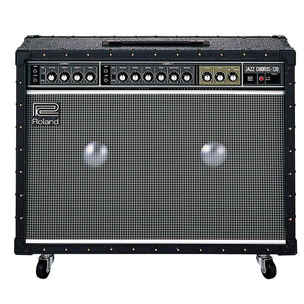 Roland(ローランド) / JAZZ CHORUS JC-120 - ギターアンプ - 【Belden高品質ギターシールド&OAタッププレゼント!】
