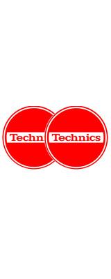 Technics(テクニクス) / Slipmats (Break) - スリップマット (2枚/1ペア) -
