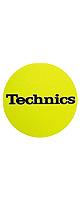 Technics(テクニクス) / Slipmats (Yellow) スリップマット (2枚/1ペア)