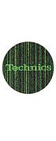 Technics(テクニクス) / Slipmats (Matrix) - スリップマット (2枚/1ペア) -