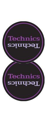 Technics(テクニクス) / Slipmats (Ltd Edition) - スリップマット (2枚/1ペア) -