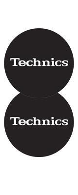 Technics(テクニクス) / Slipmats (Classic) スリップマット (2枚/1ペア)