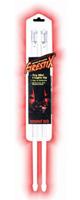 Firestix(ファイアースティックス) / 【光る!!】 ドラムスティック GMFX12RD 《Radiant Red》 - レッド - 【パリピグッズ】