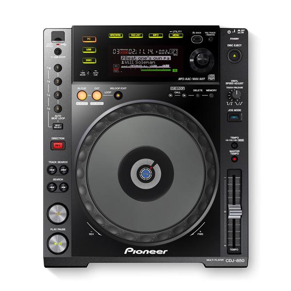 Pioneer(パイオニア) / CDJ-850-K (BLACK )