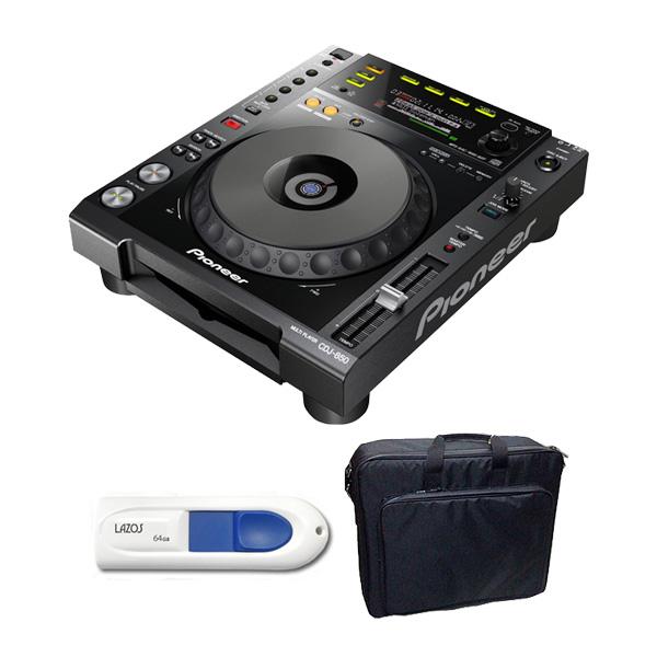 Pioneer DJ(パイオニア) / CDJ-850-K (BLACK) CDJプレーヤー