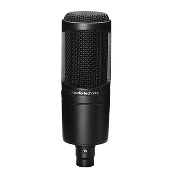 audio-technica(オーディオテクニカ) / AT2020 【バックエレクトレット・コンデンサー型マイク】 1大特典セット
