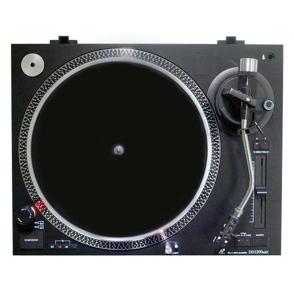 【レコードクリーナープレゼントキャンペーン】 Neu(ヌー) / DD1200MK3 - ダイレクトドライブ ターンテーブル - 2大特典セット