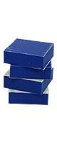 ソルボセイン製 インシュレーター Blue (3cm×3cm 4枚1セット)【最先端ハイテク衝撃吸収素材】