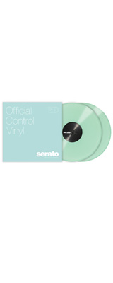 V.A. / Serato Performance Series Control Vinyl [Glow in the Dark] [2LP] 【セラートコントロールトーン収録 SERATO SCRATCH LIVE, SERATO DJ】