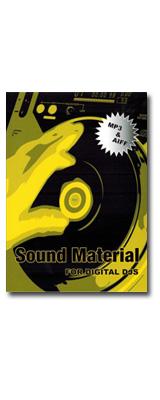 SOUND MATERIAL FOR DIGITAL DJ [DVD] 【サンプリング用音ネタ】