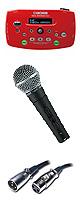 Boss(ボス) / Vocal Performer VE-5-RD 【ボーカル向けエフェクター】【マイク(SM58SE) & マイクケーブル(TMCC-3)セット】 ■限定セット内容■→ 【・OAタップ 】