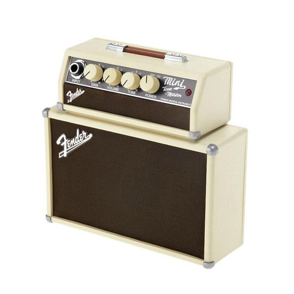 Fender USA(フェンダー USA) / Mini Tonemaster - 電池駆動 ミニアンプ ギターアンプ -