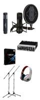 【弾き語りレコーディングセット】Cubase Pro 9 (アカデミック版) / UR22mkII / STC-20 PACK / PRO63 2大特典セット