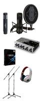 【弾き語りレコーディングセット】Cubase Pro 9 (アカデミック版) / KOMPLETE AUDIO 6 / STC-20 PACK / PRO63 2大特典セット