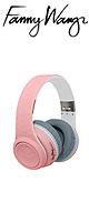Fanny Wang(ファニーウォン) / 2000 series Over Ear Wangs (Pink) - Bass Boost機能付き ヘッドホン - ■限定セット内容■→ 【・最上級エージング・ツール 】