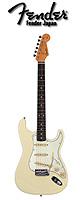 Fender Japan (フェンダ-ジャパン) / ST62-TX/VWH - エレキギター 【ストラトキャスター】 ■限定セット内容■→ 【・Fender ピック ・BossTU-10 クリップ・チュ-ナ- 】