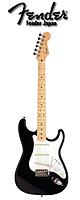Fender Japan (フェンダ-ジャパン) / ST-STD BLK/M - エレキギター 【ストラトキャスター】 ■限定セット内容■→ 【・Fender ピック ・BossTU-10 クリップ・チュ-ナ- 】