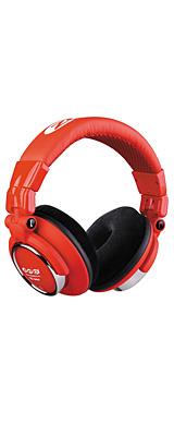 Zomo(ゾモ) / HD-1200 (Toxic Red) 密閉型 DJヘッドホン 1大特典セット