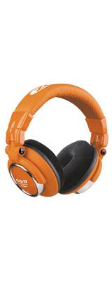 【ポイント10倍】Zomo(ゾモ) / HD-1200 (Toxic Orange) - 密閉型 DJヘッドホン - 1大特典セット