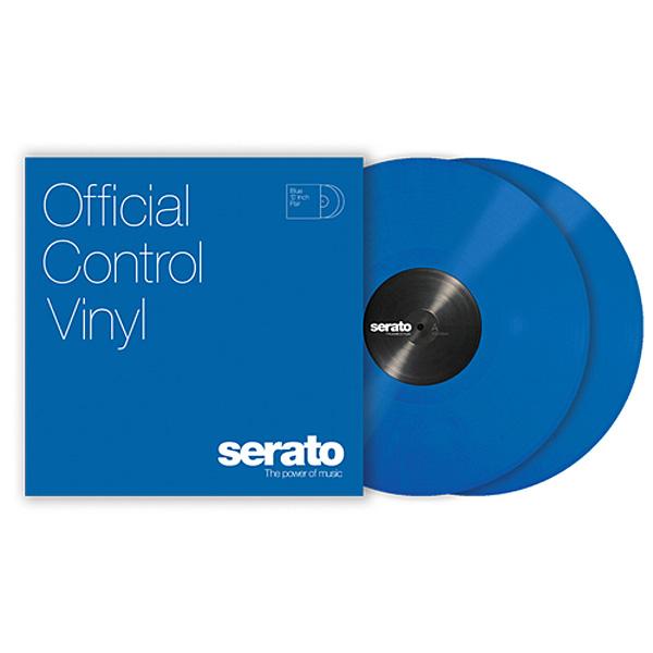 V.A. / Serato Performance Series Control Vinyl [BLUE] [2LP] 【セラートコントロールトーン収録 SERATO SCRATCH LIVE, SERATO DJ】