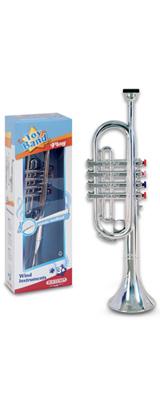Bontempi(ボンテンピ) / トイトランペット パート2 (TR4231.2 / 324231) 4keys 42cm おもちゃのトランペット 【イタリア製】【正規輸入品】