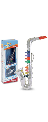 Bontempi(ボンテンピ) / トイサックス パート2 (SX4331.2 / 324331) 8keys 42cm おもちゃのサックス - 【イタリア製】【正規輸入品】