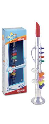 Bontempi(ボンテンピ) / トイクラリネット (CL4431.2 / 324431) 8keys 42cm おもちゃのクラリネット 【イタリア製】【正規輸入品】