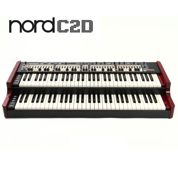 Clavia(クラヴィア) / NORD C2D COMBO ORGAN - オルガン -