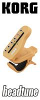 Korg(コルグ) / HT-G1 Clip-on Tuner HeadTune クリップ式チューナー 【ギター用/ストラトキャスター・タイプ】